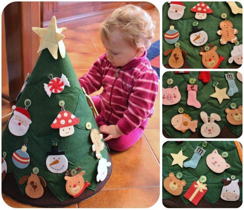 Интересные идеи для детского сада на новый год