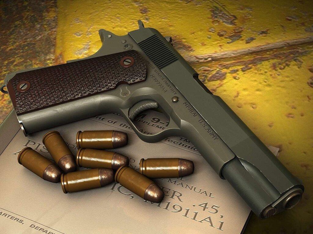 В Украине стартовал месячник по сдаче оружия