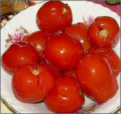 Бочковые помидоры