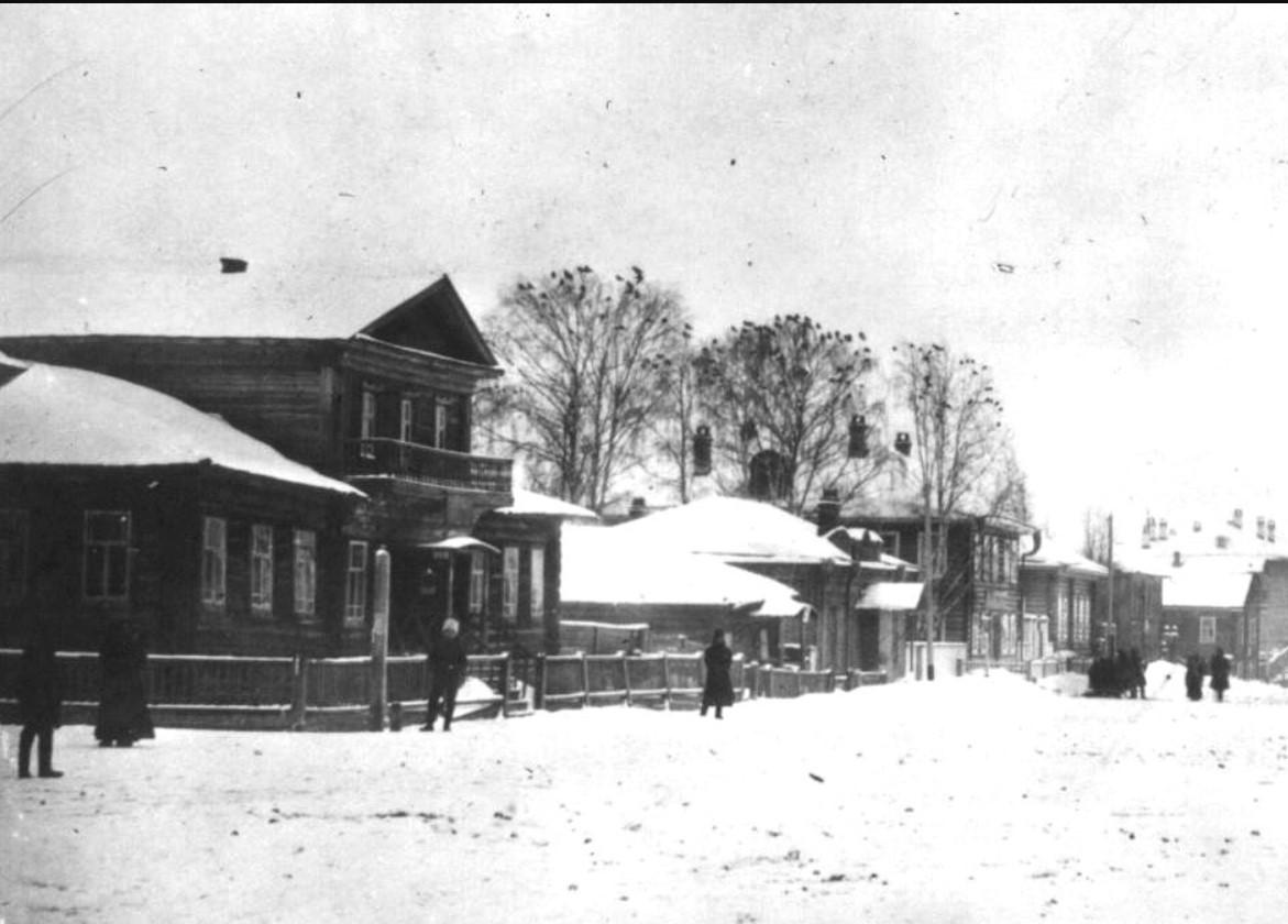 Дом Щеголева