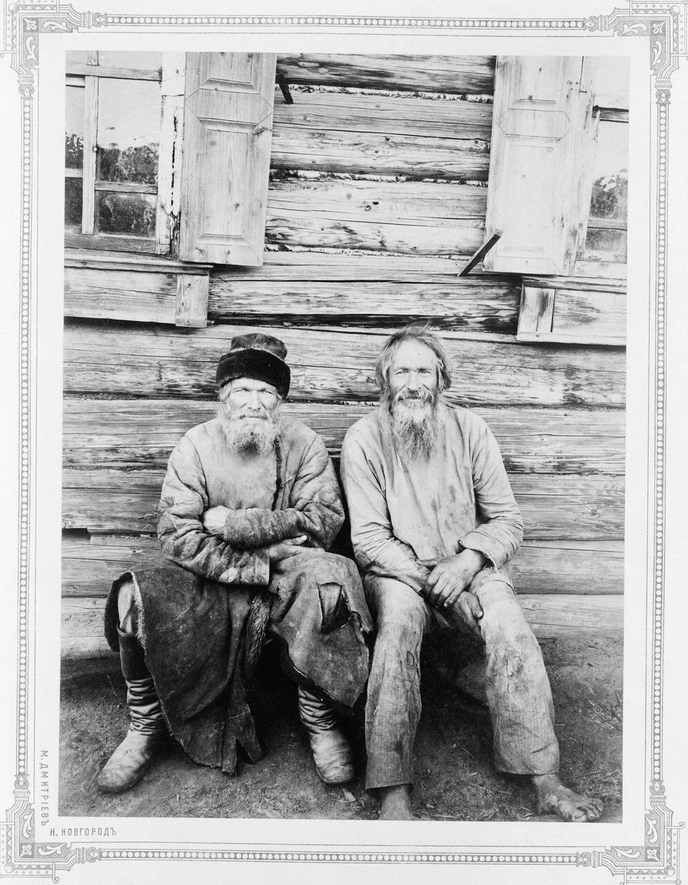 Типы старообрядцев. Семеновский уезд.