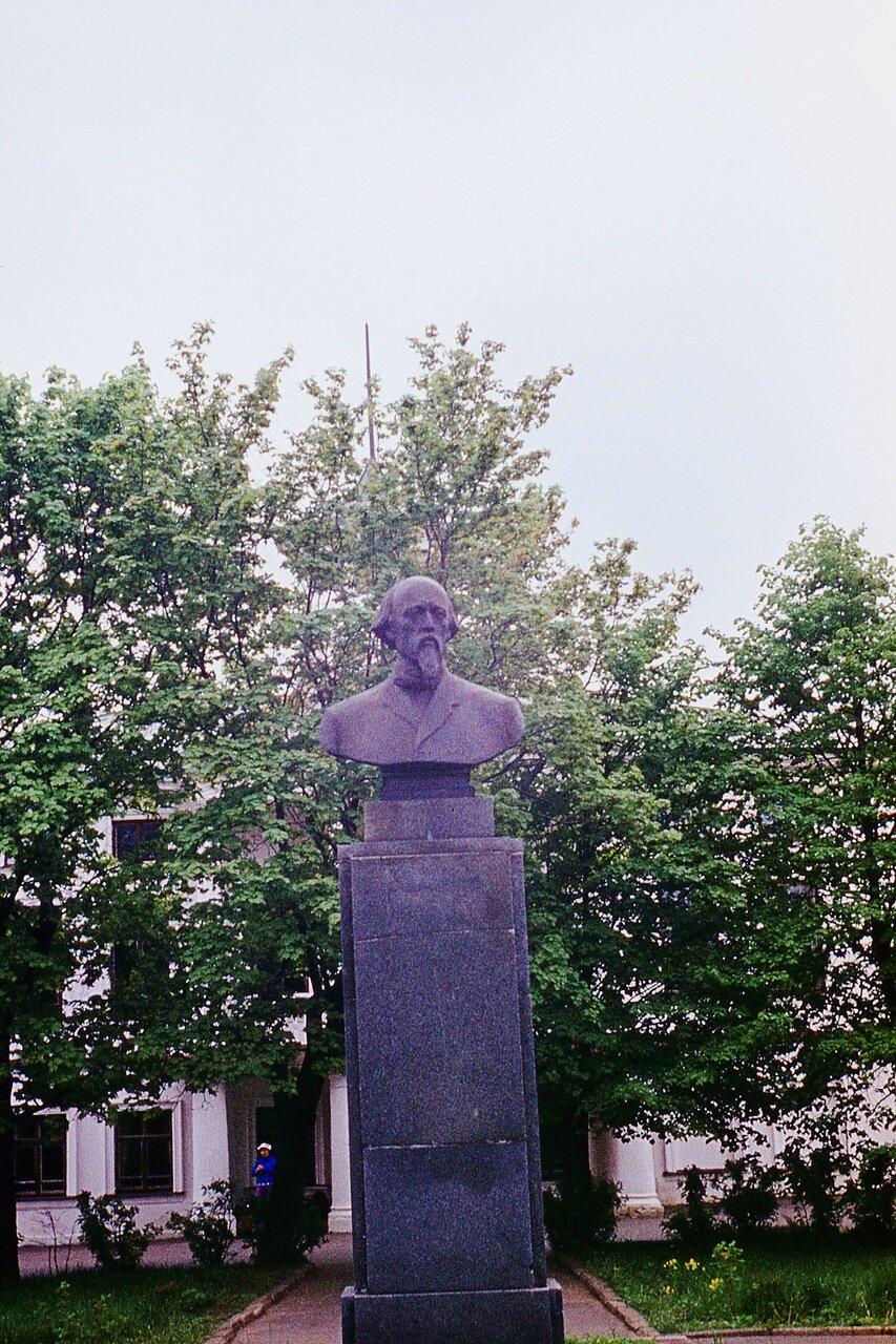 Рыбинск. 1972