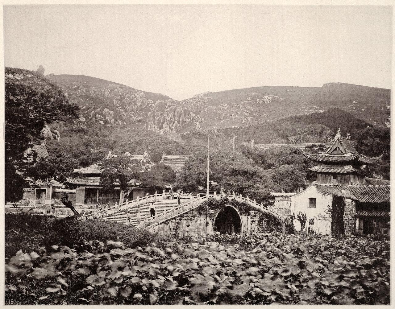 Мост в Шанхае