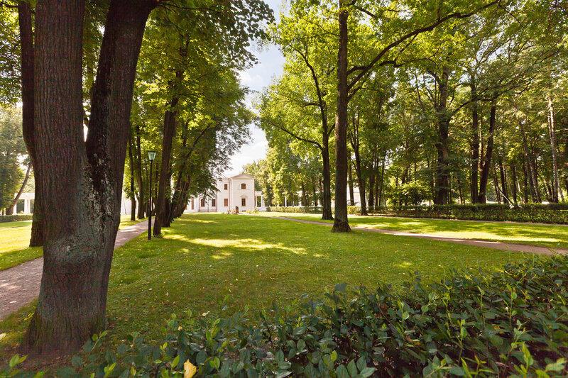 Остафьево - дворцовый парк