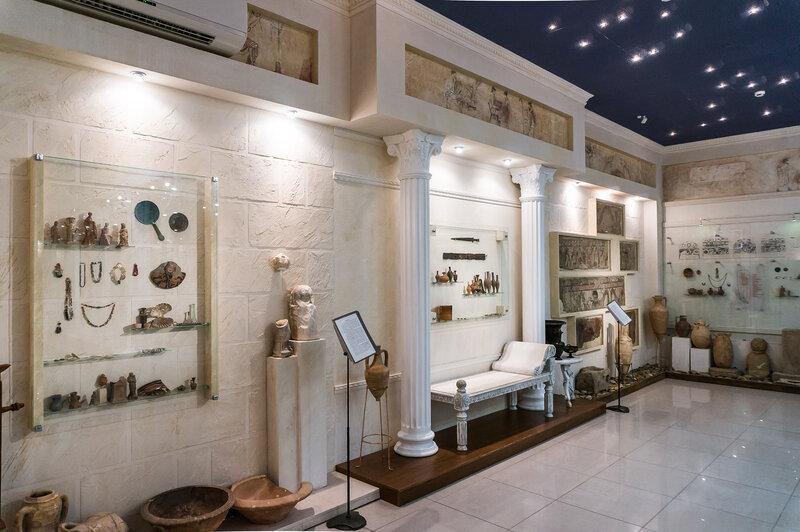 Археологический музей Горгиппии в Анапе