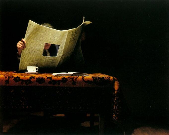 Фотохудожник Теун Хокс (Teun Hocks)