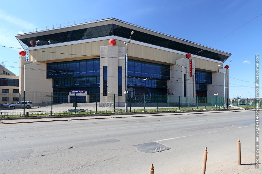 дворец игровых видов спорта «Баскет-холл»