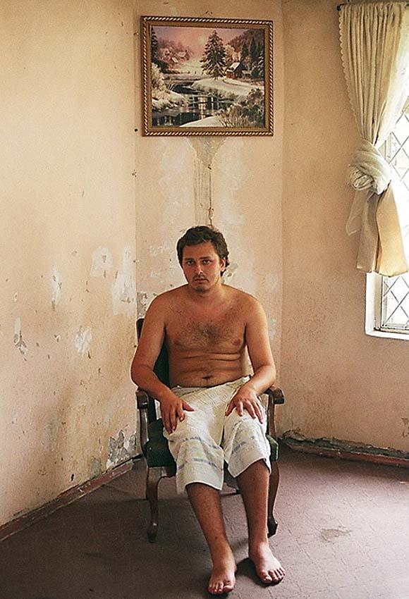 Мужчина, Дина Оганова, альбом My Place