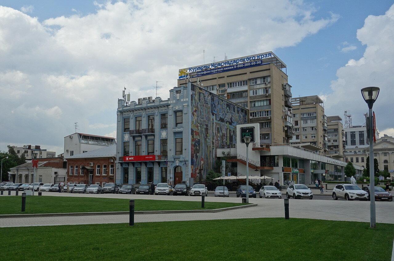 Красная улица