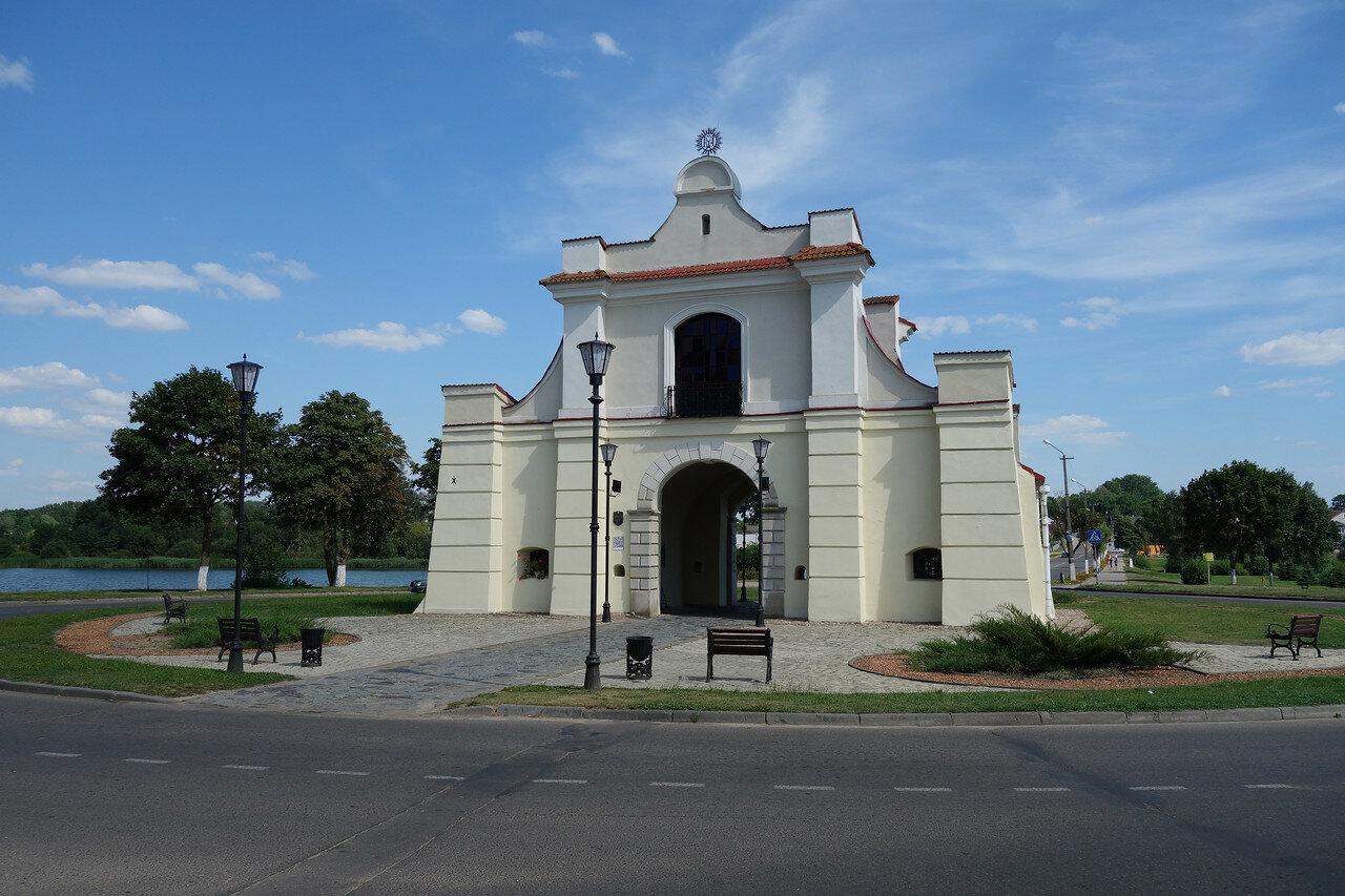 слуцкие ворота