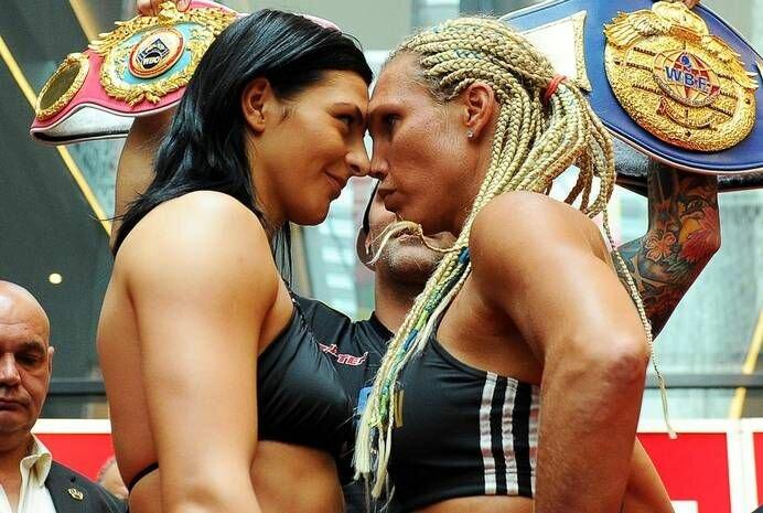 Боксерский поцелуй