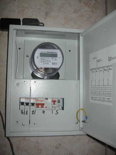 Экстренный вызов электрика аварийной службы после короткого замыкания в люстре и отключения электроснабжения всей квартиры