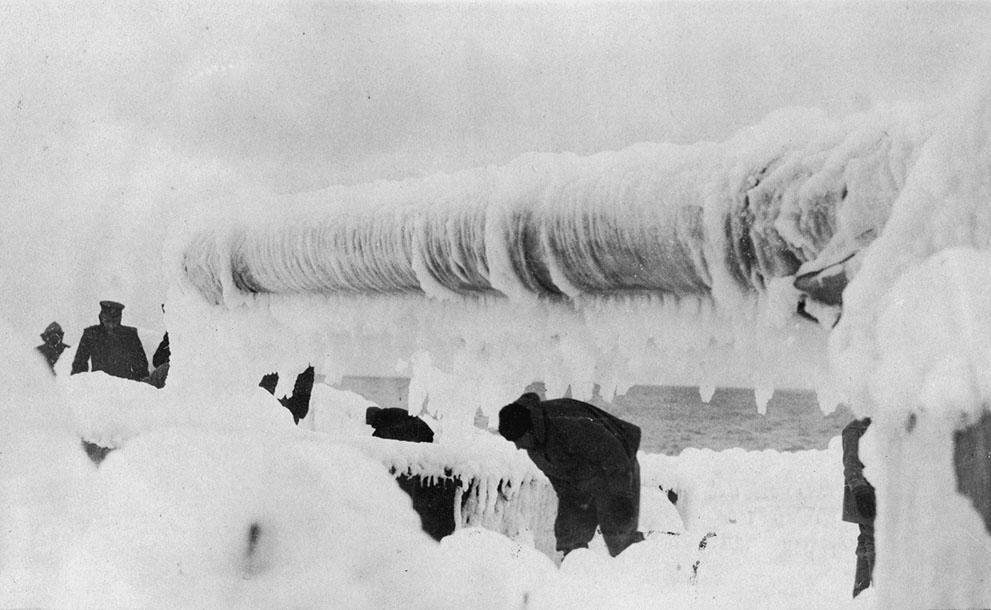 Первая мировая: война на море
