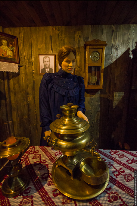 Музей золота в Березовском