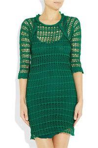 Прыгающая модница - платье крючком от Isabel Marant