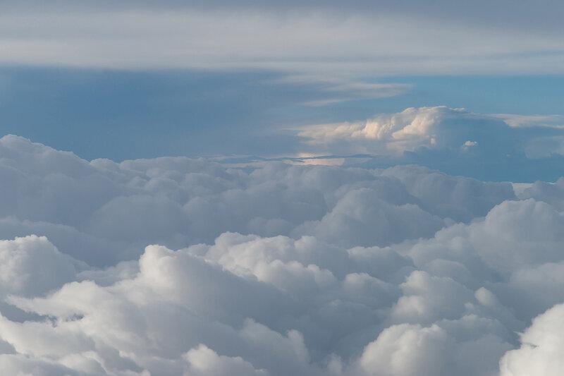 фотографии небо