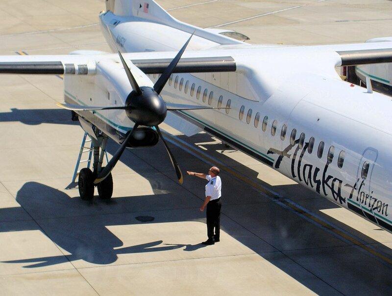 Предполётная подготовка / Pre-flight