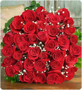 Букет роз для коллеги открытка поздравление картинка