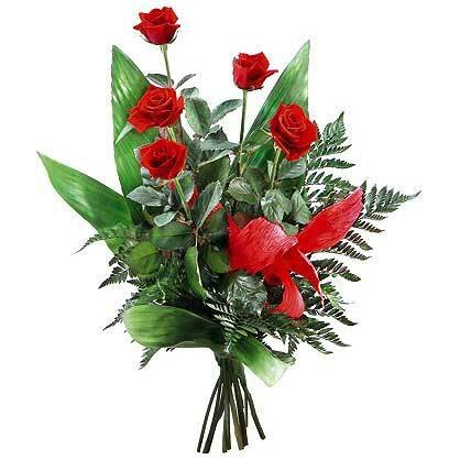 Розы открытка поздравление картинка