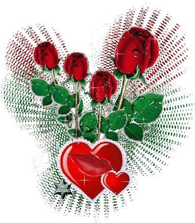 Розы=любовь!