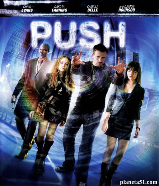 Пятое измерение / Push (2008/HDRip)