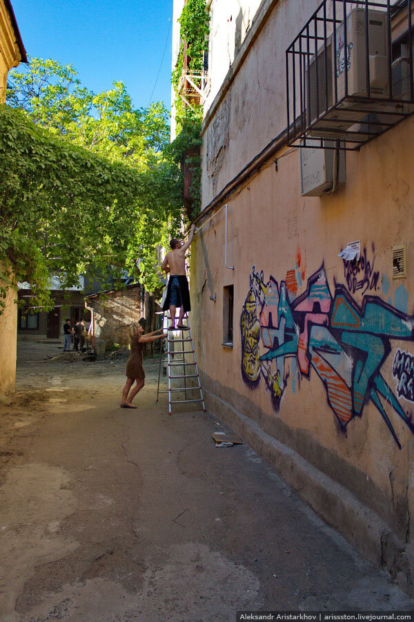 Украина: Прогулка по Одессе