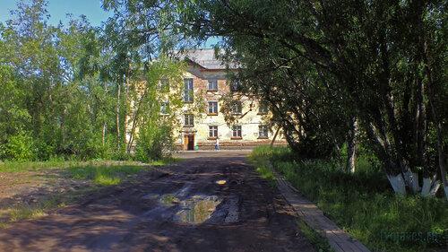 Фото города Инта №5199  Западная сторона Геологической 3 16.07.2013_12:46