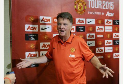 Ван Гал: «Якупил Мартиаля для следующего тренера»