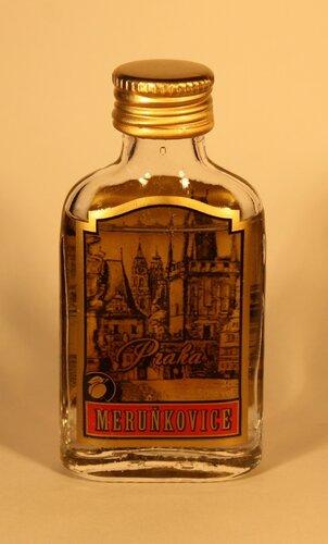Настойка Original Czech Spirits Merunkovice Praha