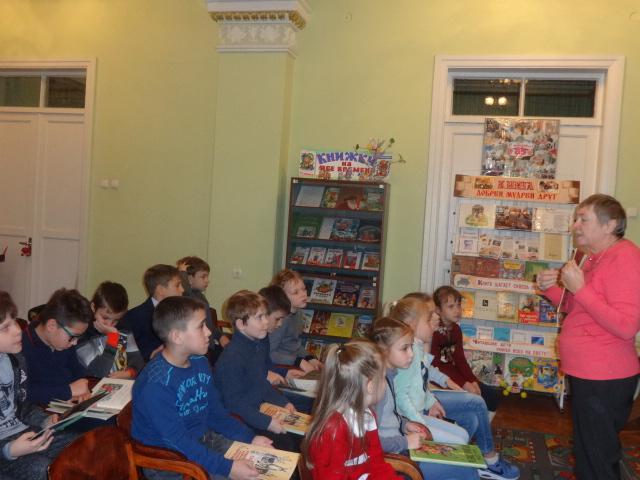 родной язык, занятия с детьми, донецкая республиканская библиотека для детей, отдел обслуживания дошкольников и учащихся 1-4 классов