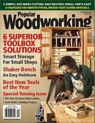 Журнал Popular Woodworking №145