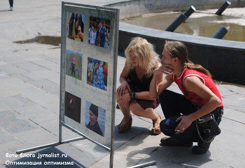 Луганский ПостАпокалипсис Фотохроники города