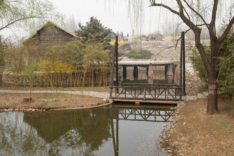 Мосты, Парк национальностей, Пекин