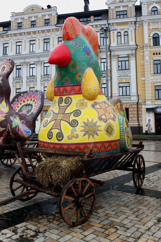 Чудо-птица Дрогобыча