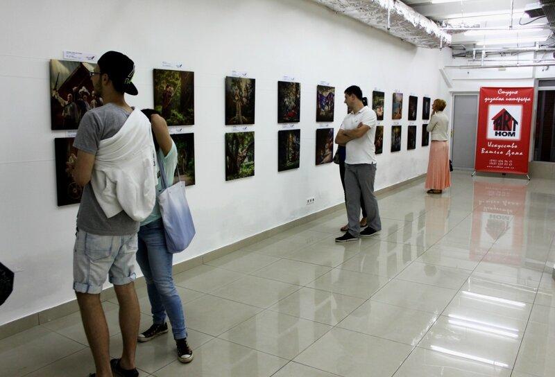 Выставка Сказочный Киев