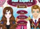 Парикмахерская 2 игра для девочек винкс