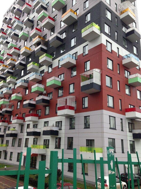 Балконы: за или против - страница 5 - саларьево парк - форум.