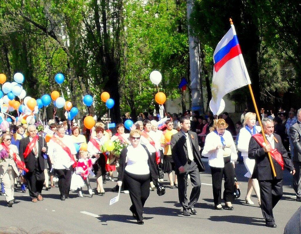 В Новороссийске, май 2010