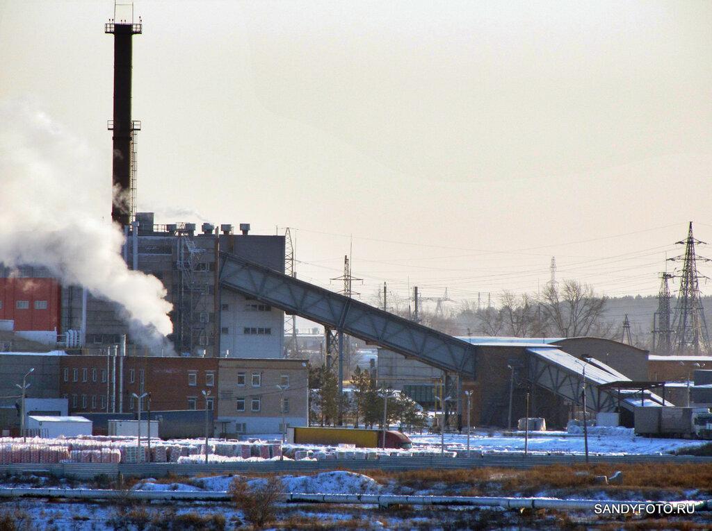 Завод Rockwool в Троицке