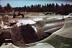 1940-01-01 Бристоль Бленхейм бомбардировщиков маска сети ниже.
