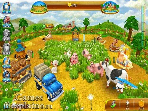 Веселая ферма 4 / Farm Frenzy 4