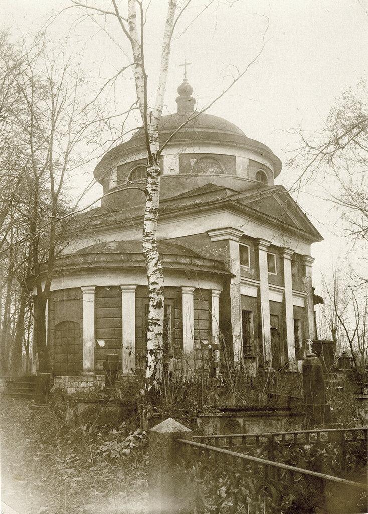 102713 Церковь Воскресения Христова на Армянском кладбище. 33 из архива В. Царина.jpg