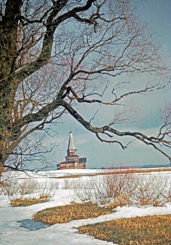 Церковь с. Курицкое.
