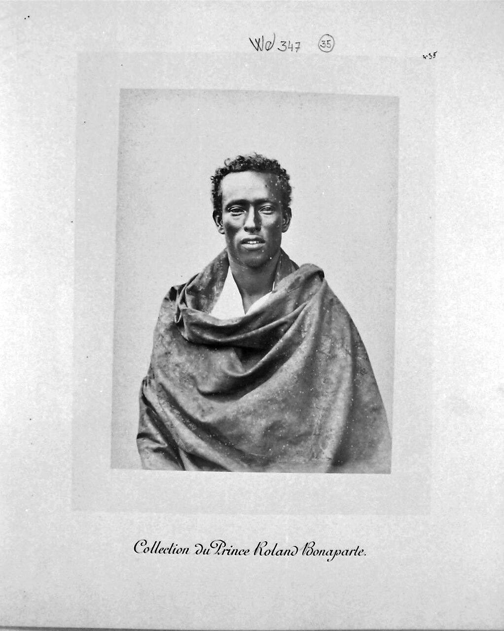 Дуали Абди племени Тол-джеэло, 28 года