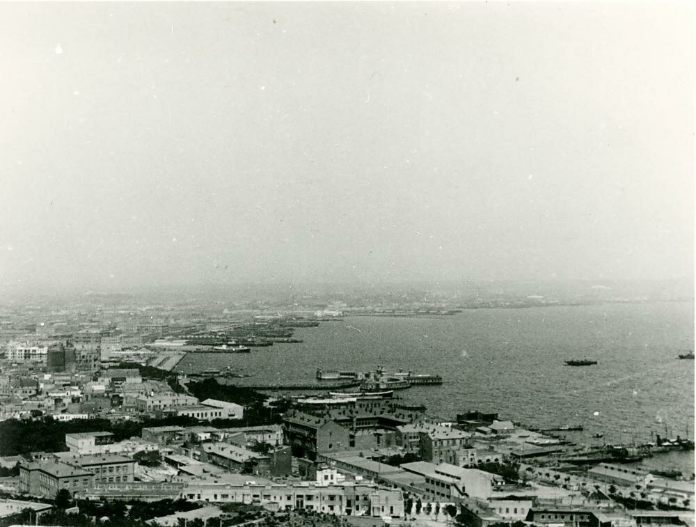1930. Панорама города. 1930