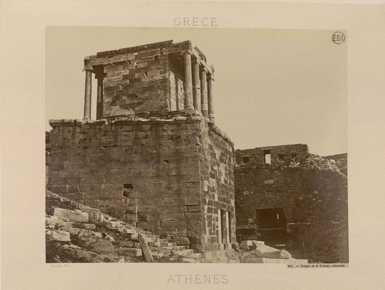 25. Храм Ники Аптерос