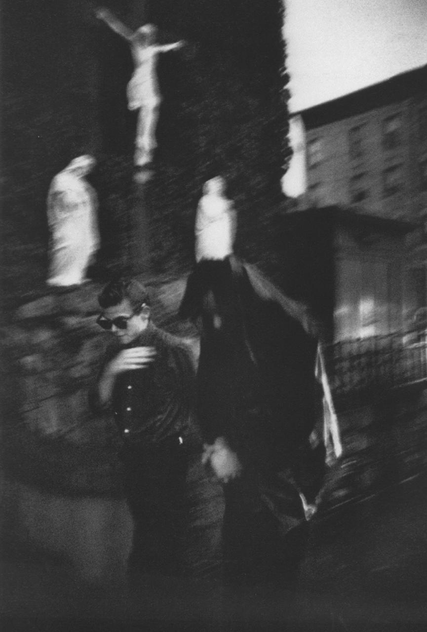 Фотографии Брюса Дэвидсона (50 штук)