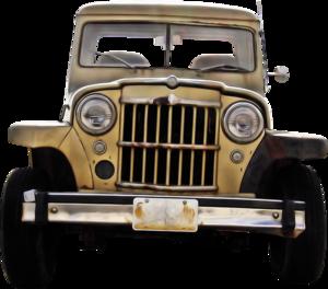 коричневые авто