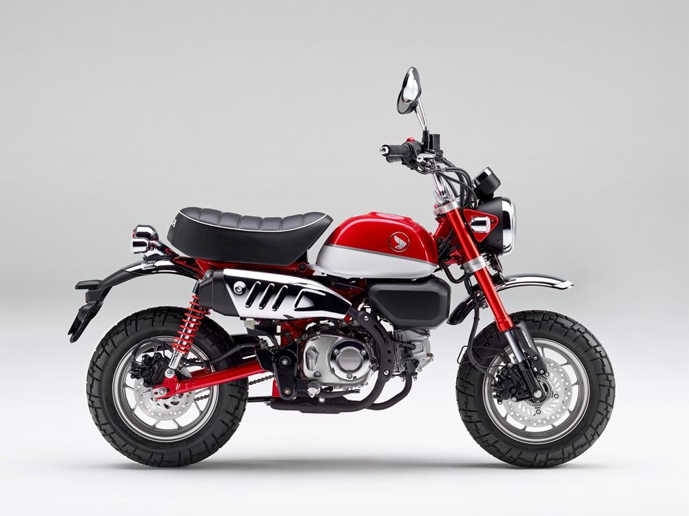 Минибайк Honda Monkey 2018 (европейская версия)