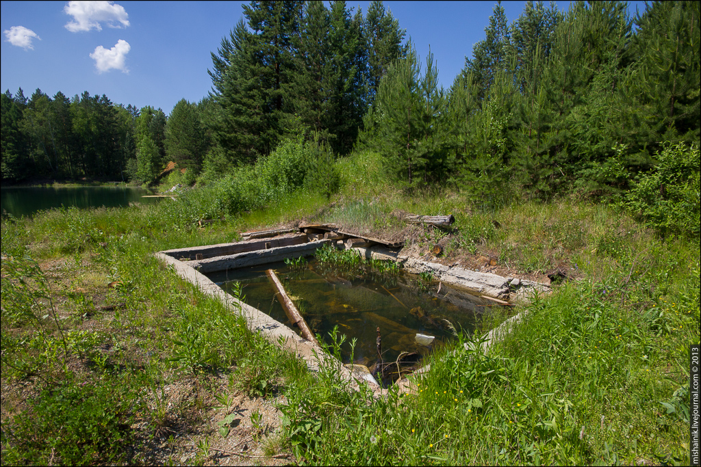 Покровский никелевый рудник